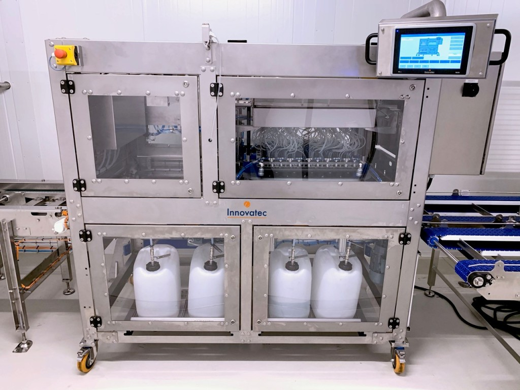Innovatec's Ultimate In-Ovo Egg Injection System