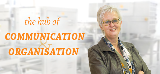 Marian Onwijn, Communication Manager Innovatec Hatchery Automation